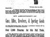 Source: the Globe, June 3, 1882.