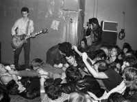 Punk wasn't just in New York and London, which Sam Sutherland points out in his new book Perfect Youth: The Birth of Canadian Punk. Photo courtesy of