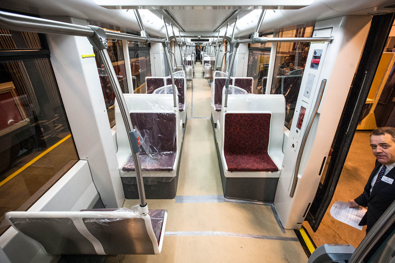 TTC: Flexity Streetcars Testing & Delivery (Bombardier ...