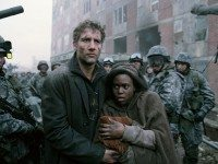 Clive Owen and Clare-Hope Ashitey in Children of Men. Still courtesy of TIFF.