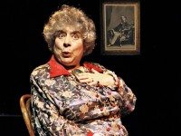 Miriam Margolyes has a complicated love for Dickens. Photo by Prudence Upton.