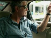 "Anthony Bourdain, architecture critic. Don't drive yourself crazy clicking that ""play"" button. Links to the vidoes are below."