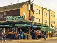"Kensington Market, on a good day. Photo by {a href=""http://www.flickr.com/photos/metrix_feet/8013445218/""}Metrix X{/a}, from the {a href=""http://www.flickr.com/groups/torontoist/""}Torontoist Flickr Pool{/a}."