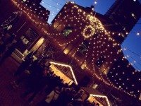 "The Christmas Market at the Distillery District. Photo by {a href=""http://www.flickr.com/photos/ashleytuck/6494191961/""}tuck_ashley{/a} from the {a href=""http://www.flickr.com/groups/torontoist""}Torontoist Flickr Pool{/a}."
