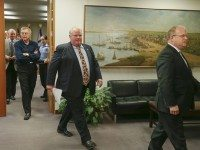 Toronto Mayor Rob Ford Removed From Office