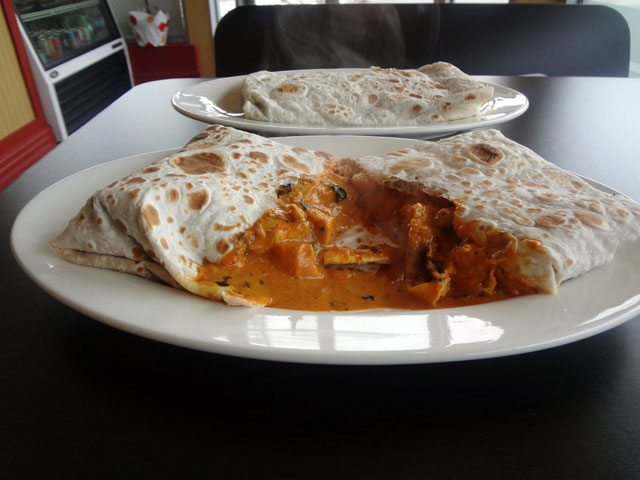 Spice city toronto a roti empire expands - Herve cuisine butter chicken ...