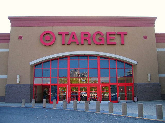 """A Target in Virginia. Photo by {a href=""""http://www.flickr.com/photos/jreed/379881272/""""}j.reed{/a}, from Flickr."""