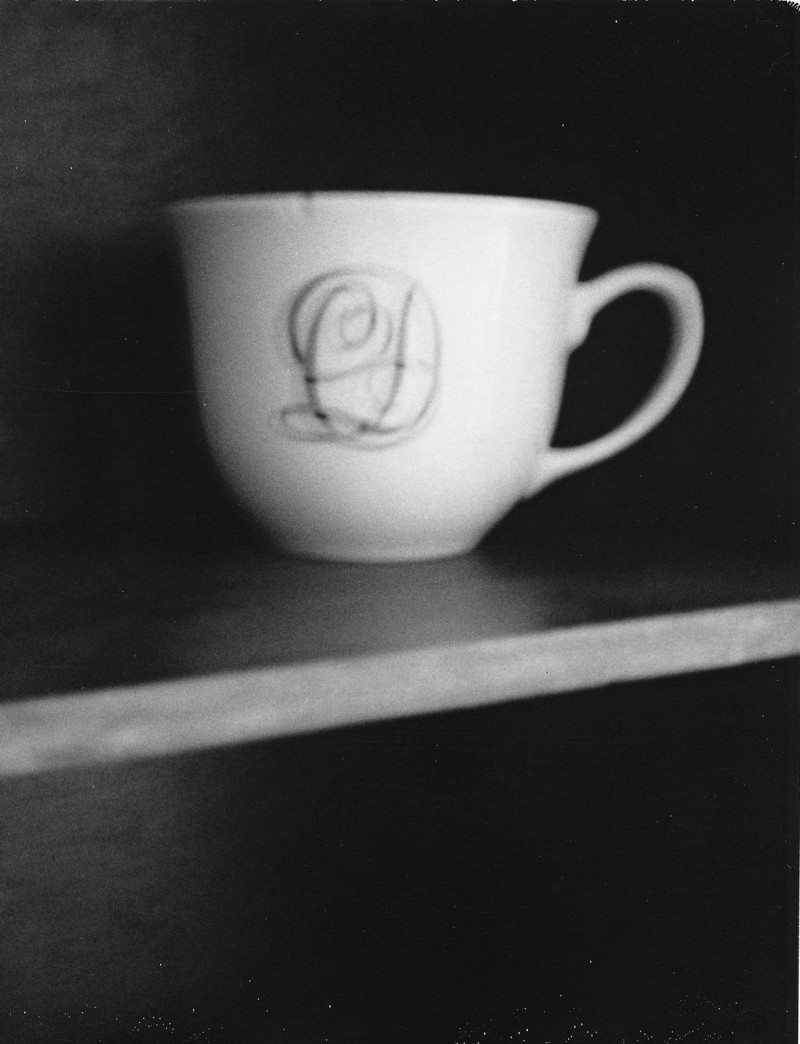 My Father's Cup (2004),  © Patti Smith