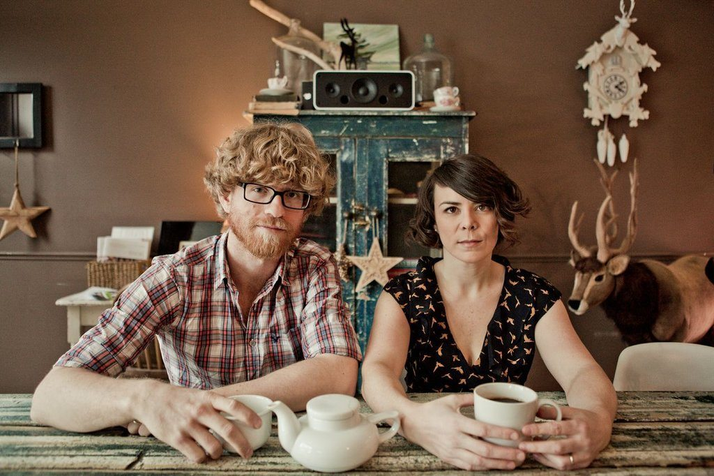 Graydon James and Laura Spink begin their February residency at the Cameron House tonight. Photo by Connie Tsang.