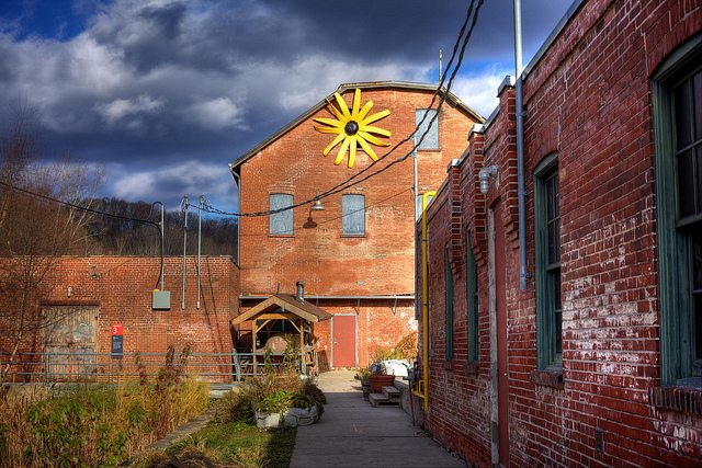 The Evergreen Brick Works  Photo by SeanHoward, from the Torontoist Flickr Pool