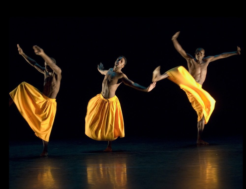 Ballet Creole presents Tounkande with the help of the Canadian Opera Company. Photo courtesy of Ballet Creole.