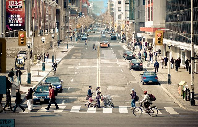 Photo by Bryson Gilbert from the Torontoist Flickr Pool.