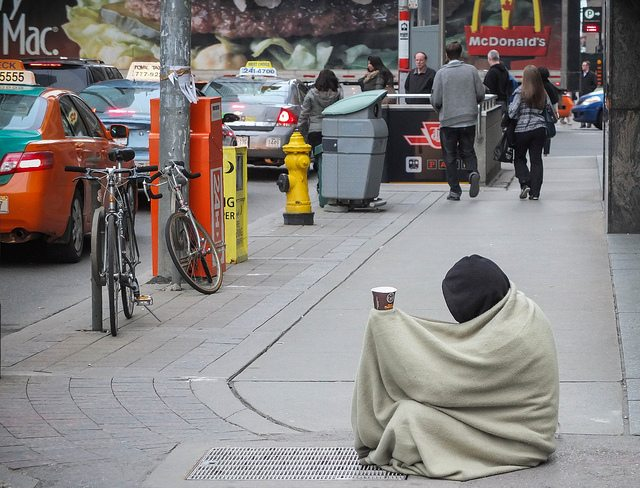 homelessness evident in the wealthy city of toronto Appreciation to the city of toronto for their support through the community  service  this report, updated annually by the city, provides a wealth of  statistical data on issues  visible evidence of the poverty and marginalization  experienced.