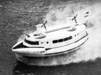 Image of the SR.N2 Hovercraft from Flight International (March 9, 1962).