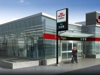 A rendering of what Pape Station will look like, once construction there is finished. Image courtesy of the TTC.