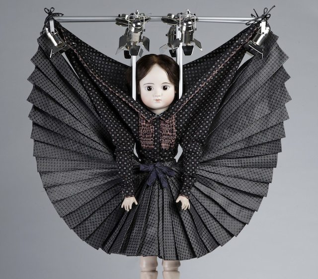 Dolls by Viktor&Rolf will be on display at the ROM as part of Luminato 2013  Photo by Peter Stigter