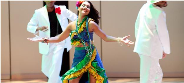 The Brazilian Beat Dance Congress heats things up. Photo courtesy of Brazilian Beat Congress.