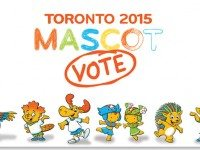 Image courtesy of the Toronto 2015 Mascot Creation Challenge.