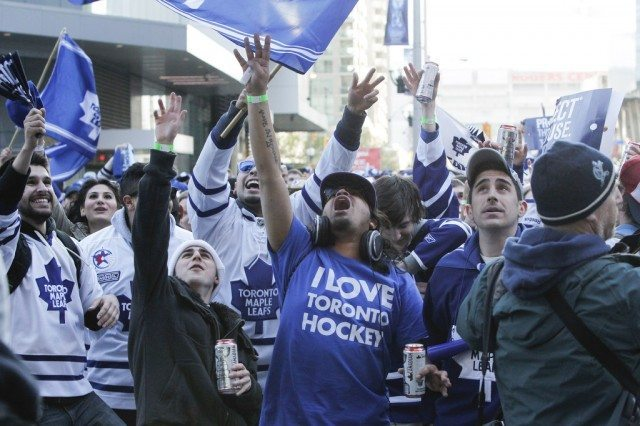Leafs vs. Boston Game 7 Tailgate - Toronto