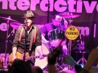 Social Distortion play for a damp crowd at Yonge-