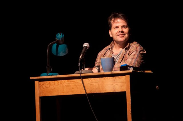 Bruce McCulloch at San Francisco Sketchfest 2012. Photo by Ameen Belbahri.