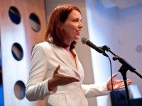 Jennifer Hollett announces her intention to seek the NDP nomination in Toronto-Centre.