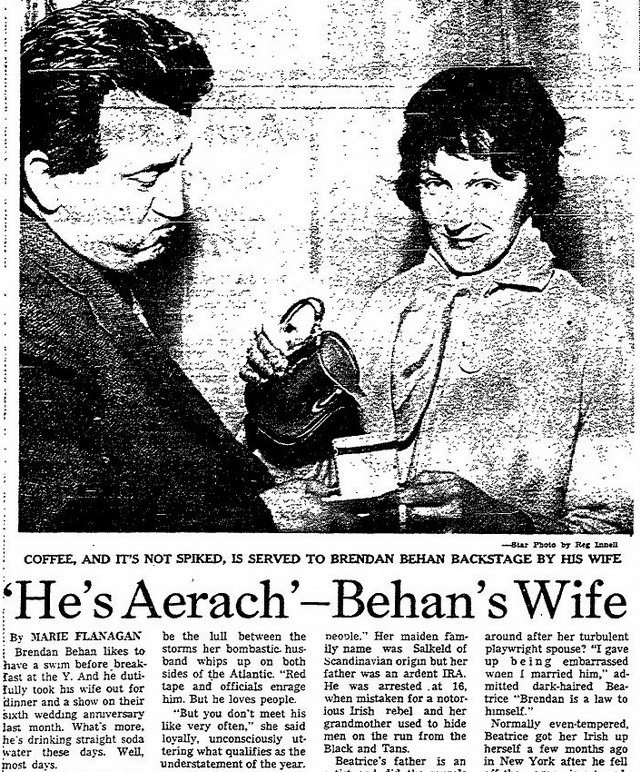 Article from the Toronto Star (March 21, 1961)