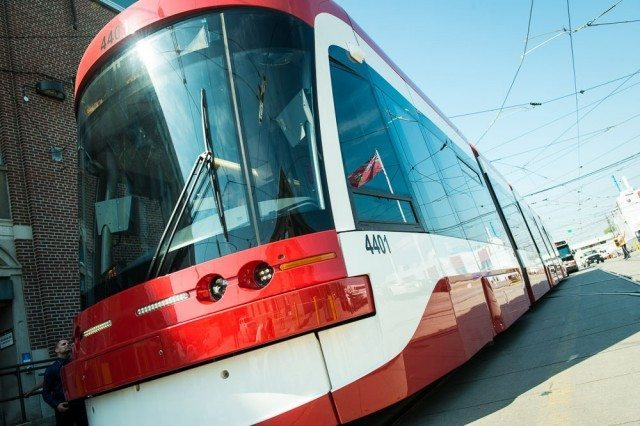 new ttc streetcar lead corbin smith