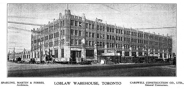 Source: Toronto Year Book 1928, compiled by A C  Curry (Toronto: Municipal Intelligence Bureau, 1928)