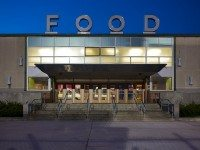 The food building at the CNE. Photo by Garry Choo, from the Torontoist Flickr Pool.