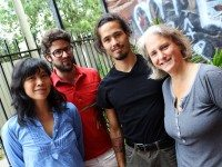 Sook-Yin Lee is joined by her writing partner Adam Litovitz, co-star Benjamin Kamino and co-director Erika Batdorf