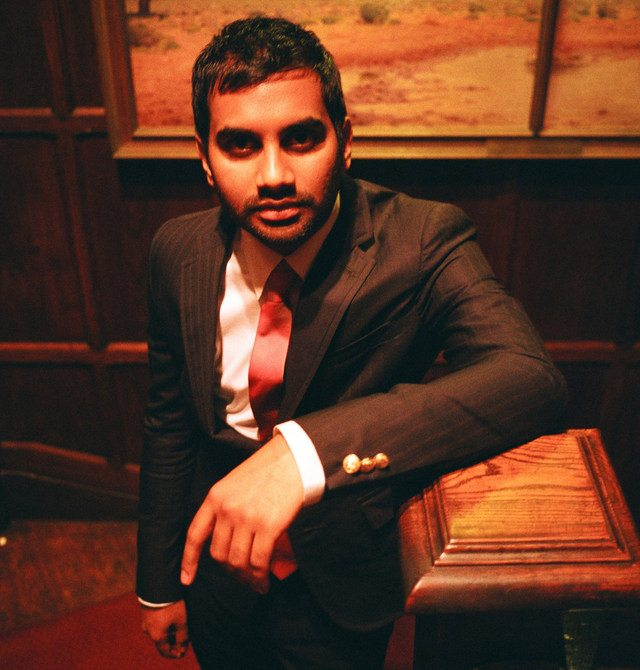Headliner Aziz Ansari. Photo courtesy of JFL42.