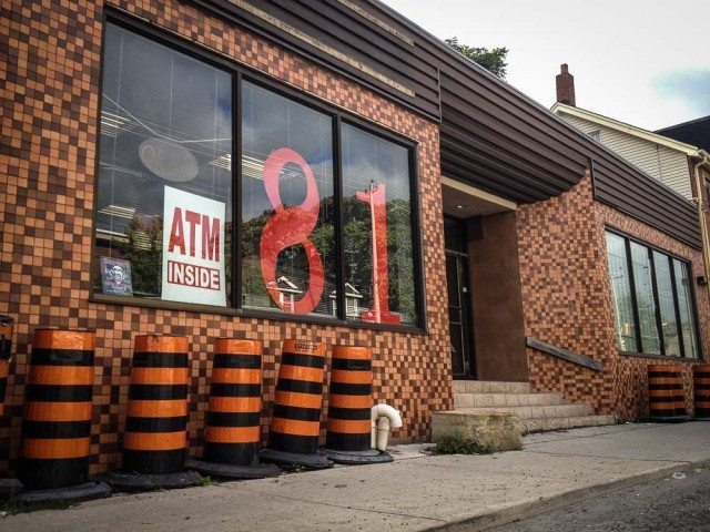 Shopping at Toronto's New Hells Angels Store