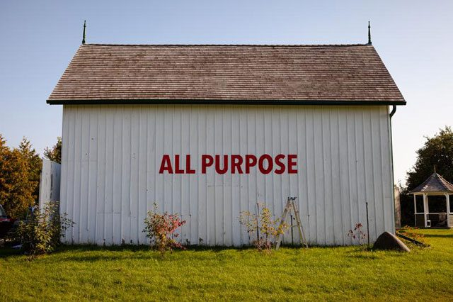 Sean Martindale, Lisa Myers, and Yvan MacKinnon's All Purpose