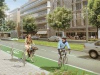 Is this what a future Golden Mile could look like? Image courtesy City of Toronto.