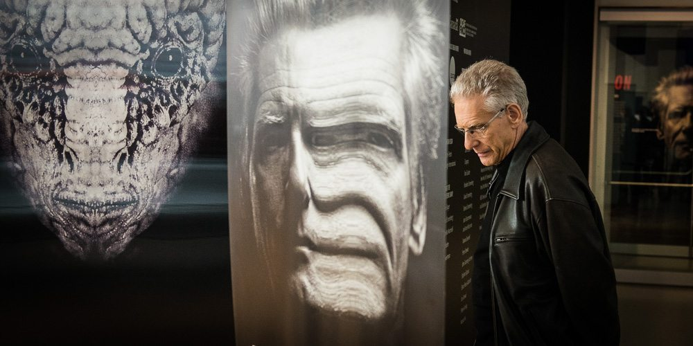 20131029-David Cronenberg - Evolution - TIFF Lightbox-3565- Photo_by_Corbin_Smith