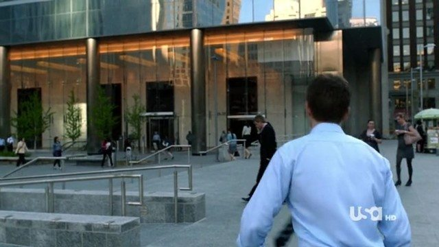Where Suits Was Filmed in Toronto