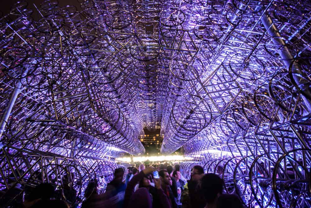 nuit blanche forever bicycles 4