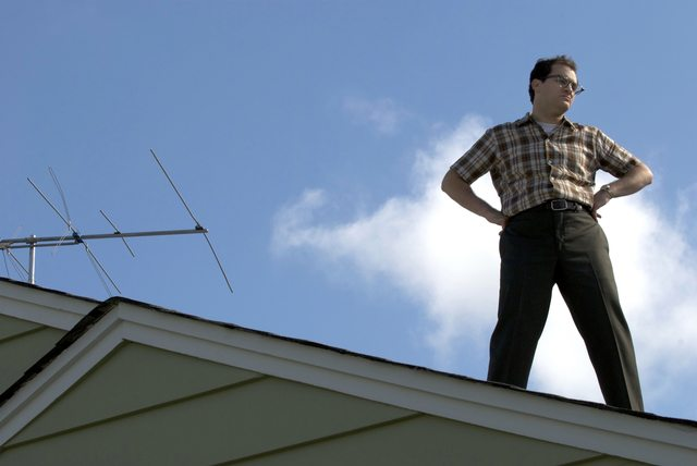 Michael Stuhlbarg in a still from A Serious Man. Image courtesy of TIFF's Film Reference Library.
