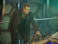 John Hurt looks amazingly badass as the Doctor, doesn't he? It's okay to feel less manly in this instance.