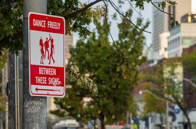 dance freely