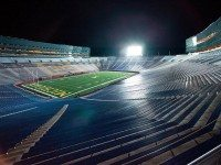 Michigan Stadium. Photo courtesy Gerald R. Ford School of Public Policy, via Creative Commons.