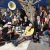 Ring in the New Year with a 15-piece Klezmer band. Photo courtesy of Lemon Bucket Orkestra.