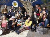Ring in the New Year with a 15-piece Klezmer band. Photo