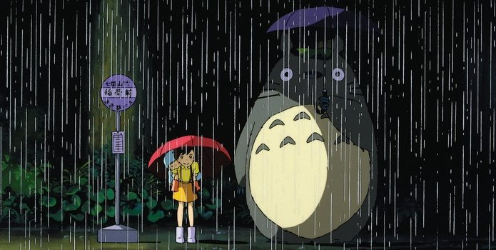 Still from My Neighbor Totoro.