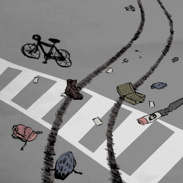 villain pedestrian cycling fatalities jeremy kai
