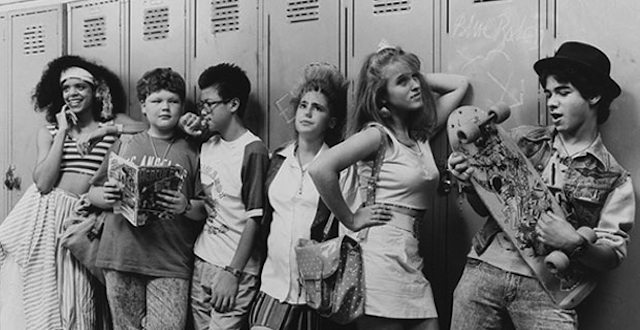 The kids of Degrassi. Image courtesy of Playing With Time Productions.