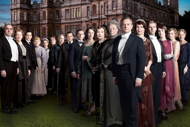 See the costumes of Downton Abbey in real life at Spadina Museum. Image courtesy of Carnival Films.