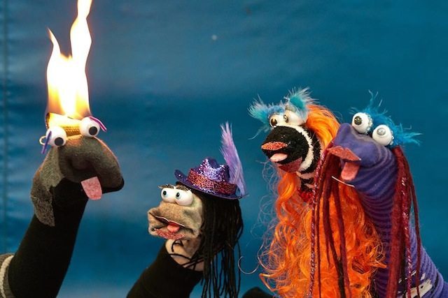 Toronto's best variety acts pay tribute to the puppet mastery of Jim Henson. Image courtesy of Nerdgasm.