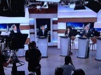 Screenshot from CityNews debate.